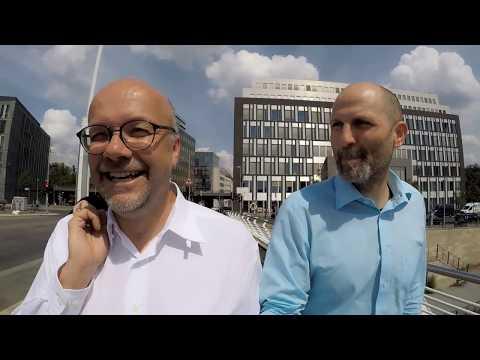 Marathon mit der Politik - Interview mit Fritz Felgentreu (SPD)