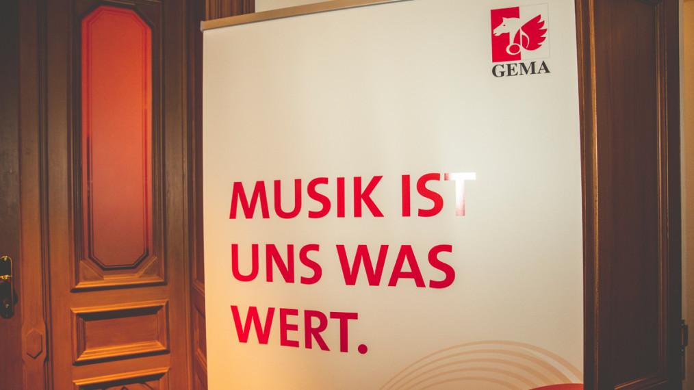 Berliner Büro der GEMA