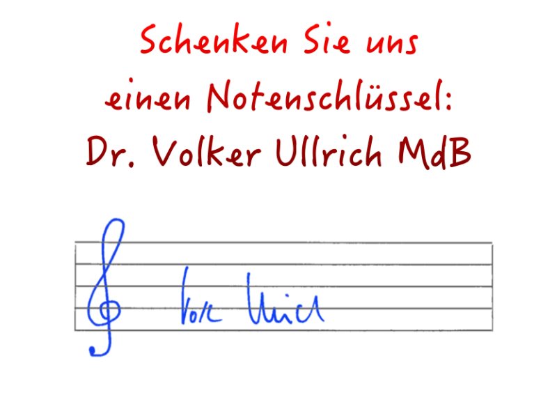 Volker Ullrich zum VGG