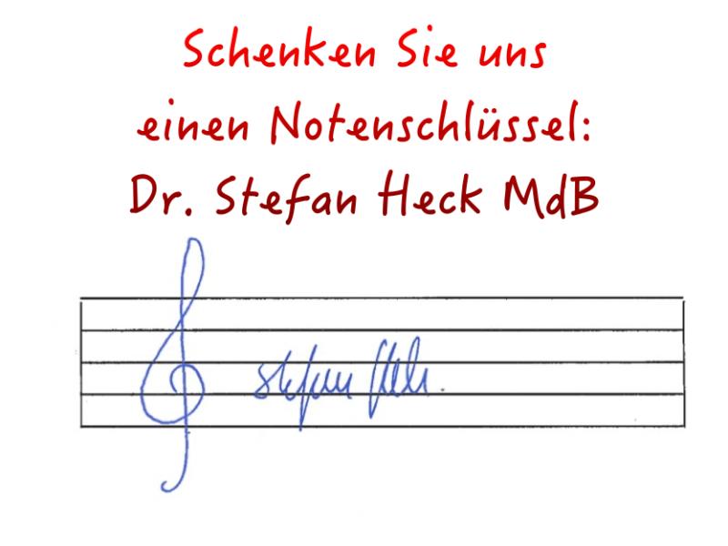 Stefan Heck MdB zum VGG