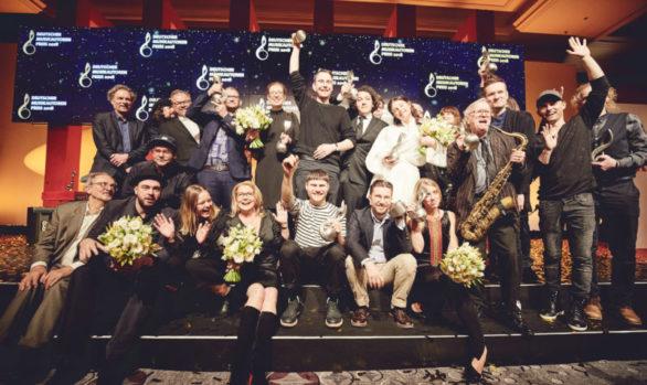 Deutscher Musikautorenpreis 2018